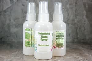 Rainforest linen spray
