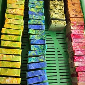 Old-Fashioned Soaps
